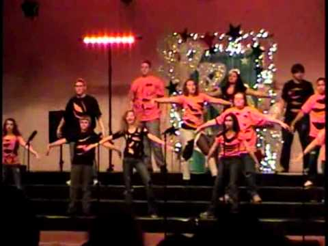 Eye of The Tiger - Spring Sing 2012 - New Castle Middle School