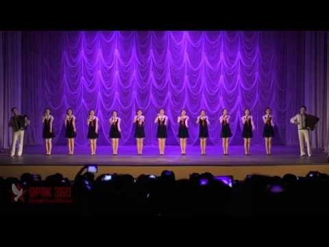 Pyongyang Children's Palace Performance   15 minute excerpts
