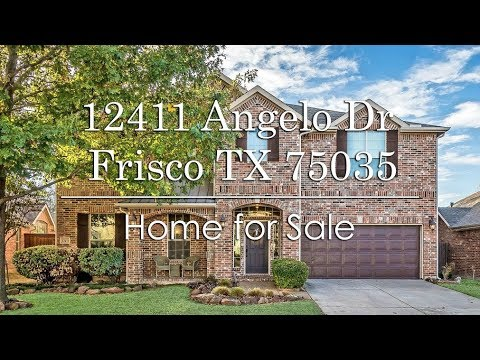 UNDER CONTRACT! 12411 Angelo Dr Frisco TX 75035 | Home for Sale - Call Loreena at 214-783-2210