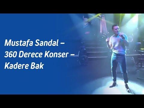 Mustafa Sandal – 360 Derece Konser – Kadere Bak
