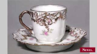 Video Antique Pair of French Victorian white and gold Limoges download MP3, MP4, WEBM, AVI, FLV April 2018