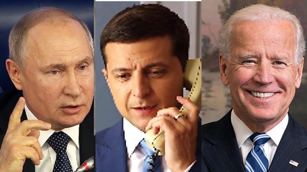 Байден-Путин: Конфликт вокруг Украины обостряется