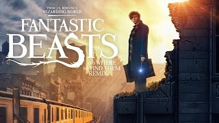 55x55 Fantastic Beasts And Where To Find Them Remix