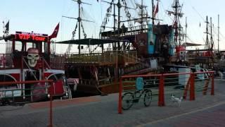 Alanya Harbour - Alanya Hafen - Alanya Liman