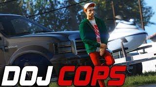 Dept. of Justice Cops #732 - Ride In The Reservoir