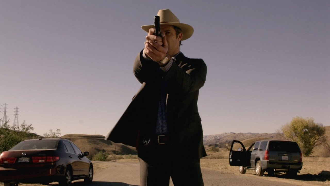 Download Justified - All Raylan's pistol duels (COMPILATION)