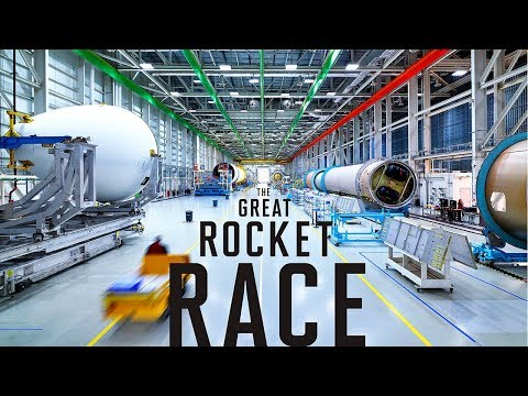 SpaceX Challengers - The Great Rocket Race   MUST WATCH   Part 1
