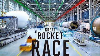 SpaceX Killer - The Great Rocket Race | MUST WATCH | Part 1