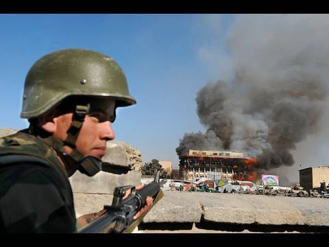 Special Report: Multiple Targets Attacked in Kabul