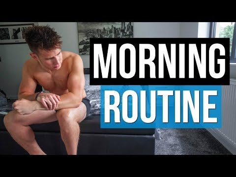 MY MORNING ROUTINE | Men's Lifestyle Tips 2018