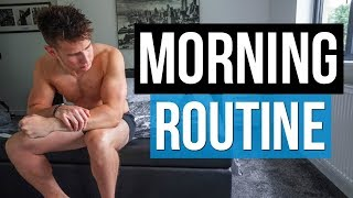 MY MORNING ROUTINE | Men