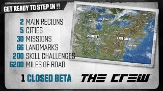 The Crew Closed Beta Walkthrough [NORTH AMERICA]
