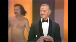 The Streaker: 1974 Oscars