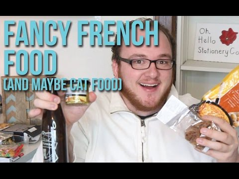 Let's Try To: Eat Foreign Food : Paris Edition