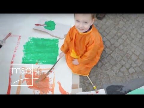 Imagefilm Treffpunkt Freizeit Potsdam - Kinderbetreuung