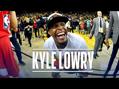 Best Plays from Kyle Lowry | 2019 NBA Finals