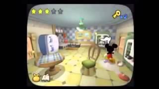 Клуб Микки Мауса замок иллюзий игра мультик приключение #3