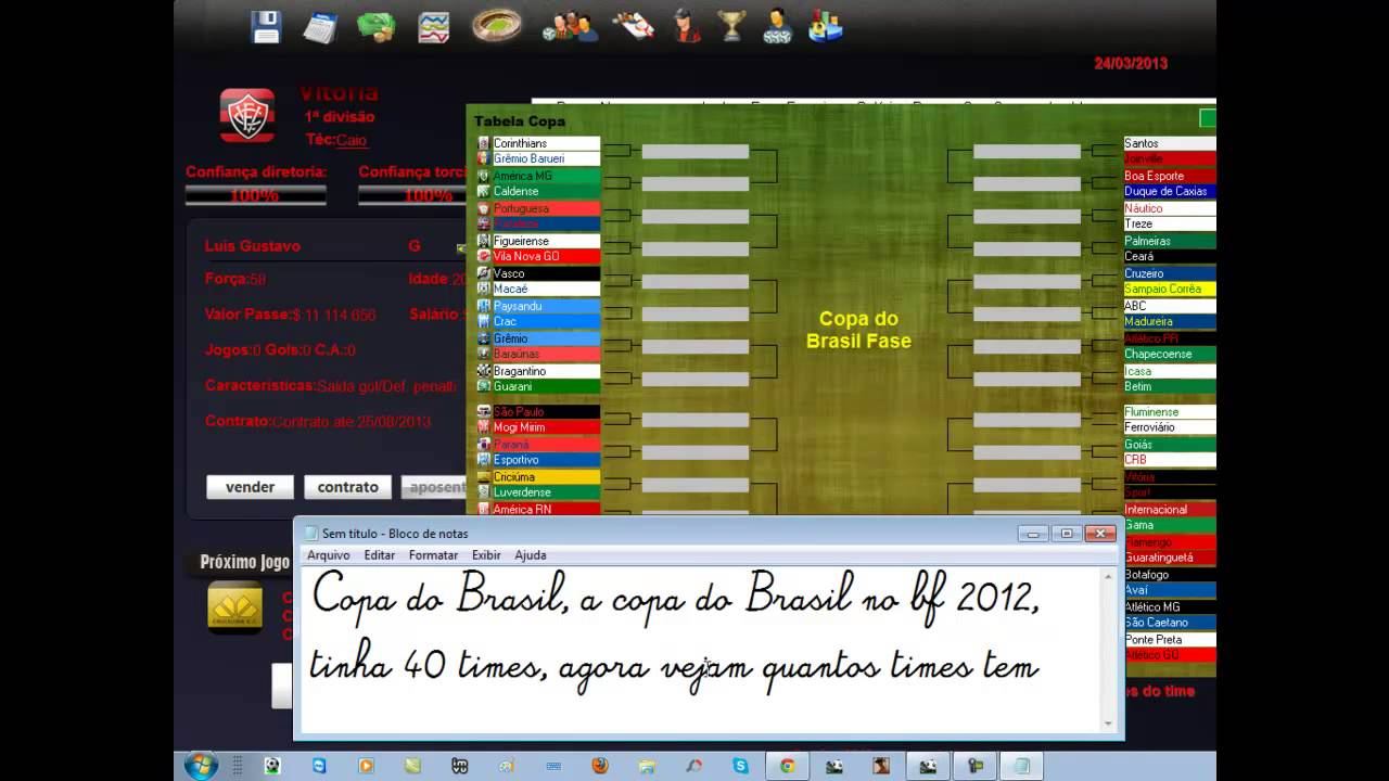 brasfoot 2013 site oficial