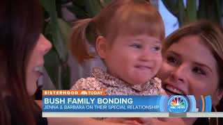 Jenna Bush Hager And Barbara Bush On The Power Of Sisterhood   TODAY