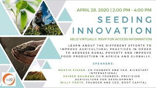 NEID Seeding Innovation Event
