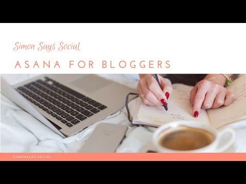 Asana for Bloggers Editorial Calendars Tutorials