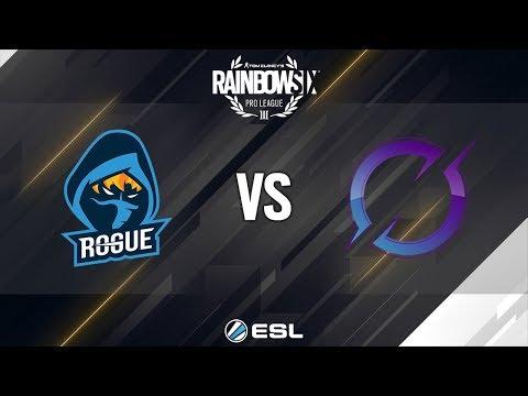 R6 Pro League - Season 9 - NA - Rogue vs. DarkZero Esports - Bank - Week 9