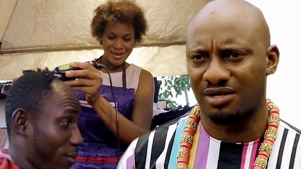 Download The Female Barber Official Trailer - (Yul Edochie) 2018 Latest Nigerian Nollywood Movie