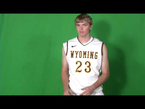 Wyoming Men and Womens Basketball Team Bloopers