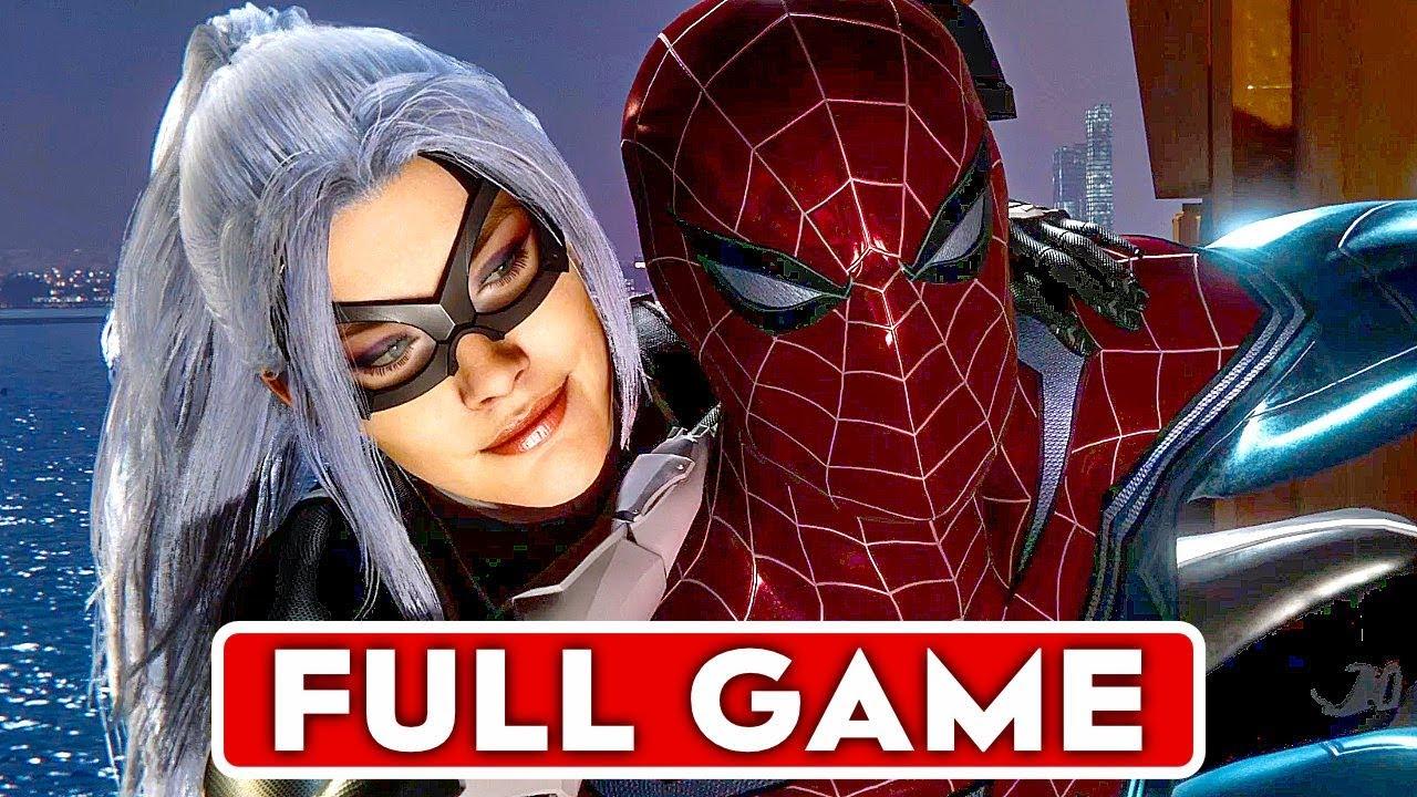 Download SPIDER MAN PS4 The Heist Black Cat DLC Gameplay Walkthrough Part 1 FULL GAME (SPIDERMAN PS4)