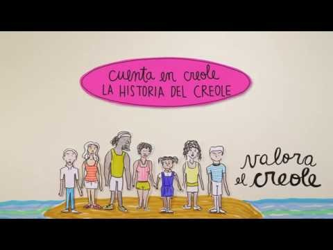 PATRIMONIO ILUSTRADO - Episodio: CREOLE LANGUAGE - Ina creole