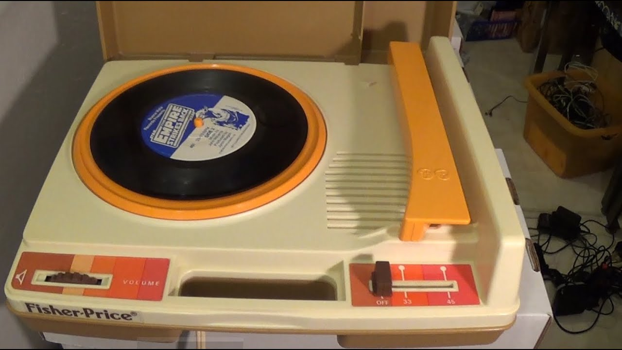 How To Repair A Fisher Price Record Player Youtube
