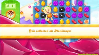 Candy Crush Jelly Saga Level 1455 (No boosters)