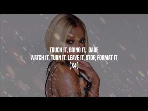 Mary J. Blige, Rah Digga & Missy Elliott - Touch It (Remix) [Verses - Lyrics]