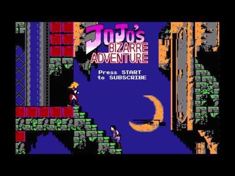 JoJo's Bizarre Adventure Opening 1 - Sono Chi no Sadame 8-bit NES Remix