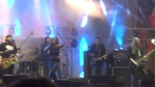 Kuba Płucisz i Goście - Bierz mnie - live Przystanek Woodstock 2015