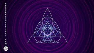 1122Hz Alpha Meditation Binaural Beats Master Frequency