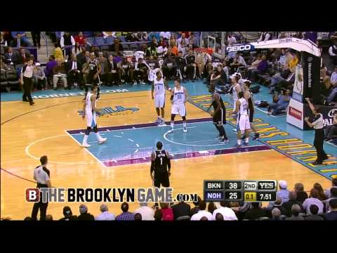 Andray Blatche Playing with a Purpose