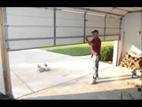 Garage Door Repair Danville Youtube