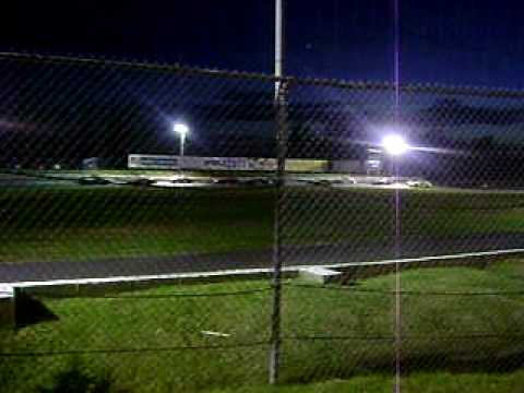 oysterbed speedway's modified