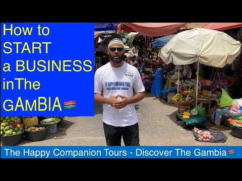 Make $$$ ? ?? & Business in The Gambia??. #THC #Business #Invest #$ #Gambia