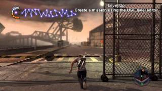 inFAMOUS 2 trophy guide