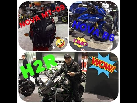 2016 EXPOSIÇAO DE MOTOS EM LONG BEACH CONVENTION CENTER CALIFORNIA