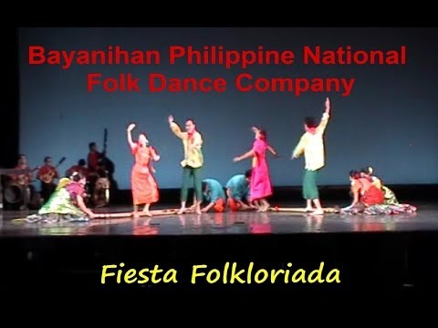 PASINAYA 2014 - Bayanihan Philippine National Folk Dance Company