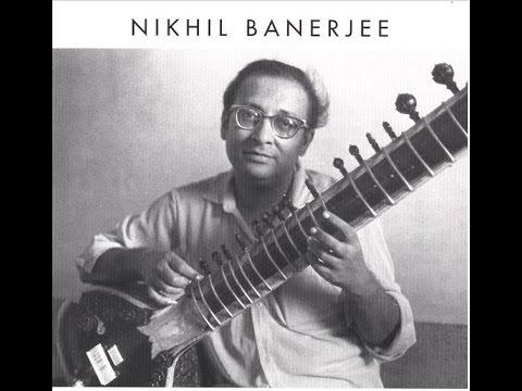 Raag Behag by Pandit Nikhil Banerjee at Köln, Gemany 1971