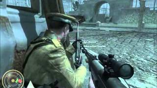 Call of Duty 5 German Campaign Part 1 The Return of The Reich 1