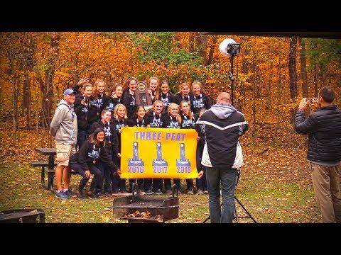 IHSA State, Girls Cross Country // 11.03.18
