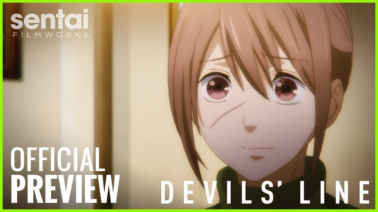 Vampire Cops: ' Devils' Line' Review