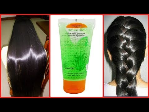 How To Use Aloe Vera Gel For Hair   Easy Way to Take Care of Hair