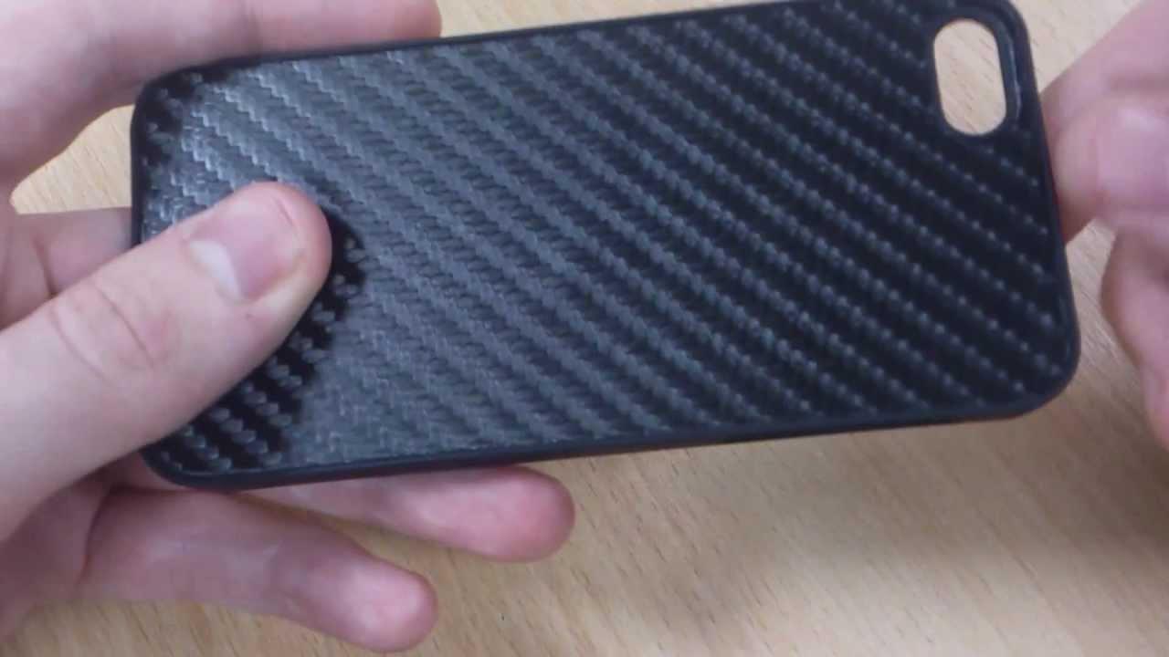 best website 7857b e05df Carbon Fibre iPhone 5S Case / iPhone 5 Case Review