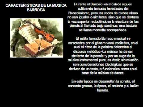 Peliculas De Musica Barroca Youtube